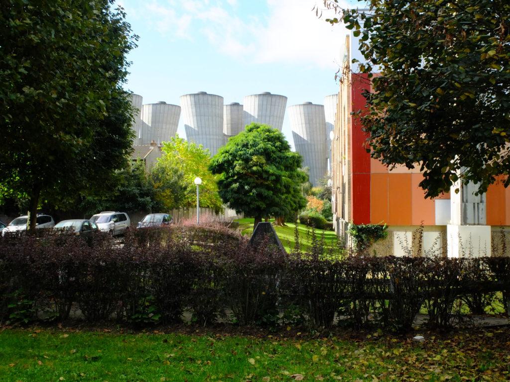 Un petit parc pour le Campus