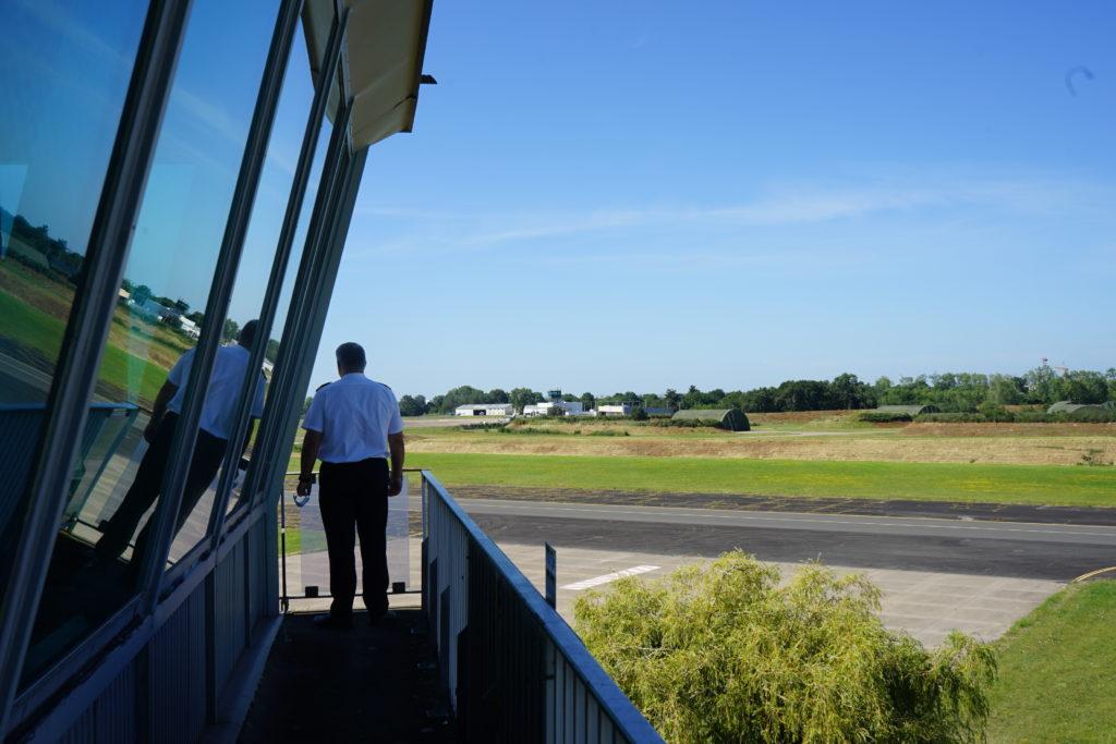 Secteur métropolitain de l'aéroport